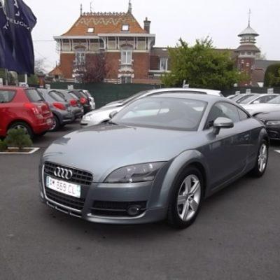 Audi TT d'occasion (12/2009) en vente à Villeneuve d'Ascq