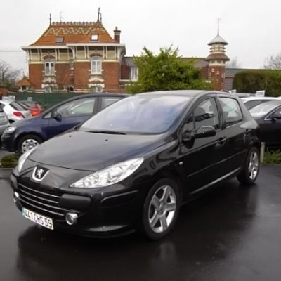 Peugeot 307 d'occasion (07/2006) disponible à Villeneuve d'Ascq