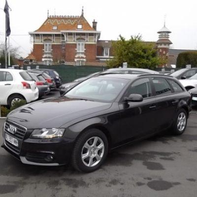 Audi A4 AVANT d'occasion (01/2010) en vente à Villeneuve d'Ascq