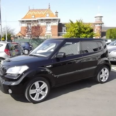 Kia SOUL d'occasion (05/2009) disponible à Villeneuve d'Ascq