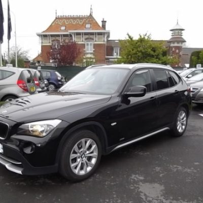 BMW X1 d'occasion (11/2010) disponible à Villeneuve d'Ascq