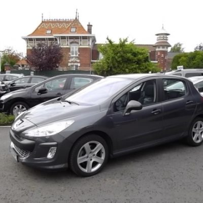 Peugeot 308 d'occasion (12/2010) disponible à Villeneuve d'Ascq