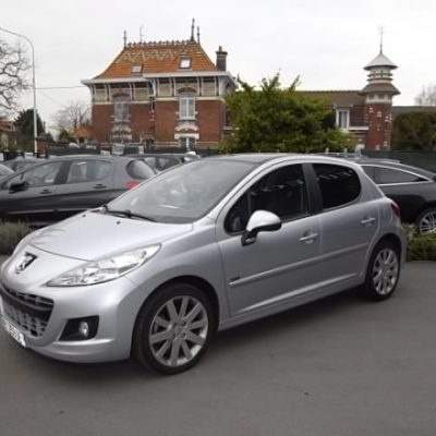 Peugeot 207 d'occasion (11/2011) disponible à Villeneuve d'Ascq