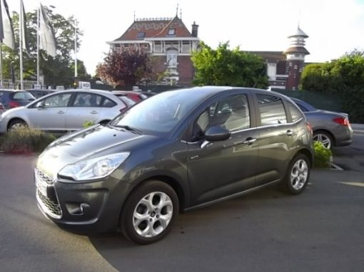 Citroen C3 d'occasion (06/2011) disponible à Villeneuve d'Ascq