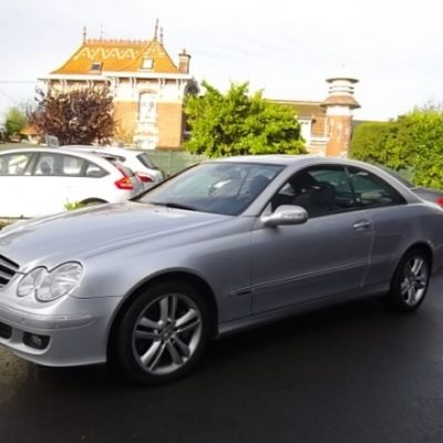 Mercedes CLK d'occasion (02/2007) disponible à Villeneuve d'Ascq