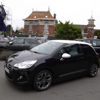Citroen DS3 d'occasion (10/2012) disponible à Villeneuve d'Ascq