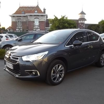 Citroen DS4 d'occasion (04/2012) disponible à Villeneuve d'Ascq
