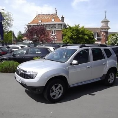 Dacia DUSTER d'occasion (02/2013) disponible à Villeneuve d'Ascq