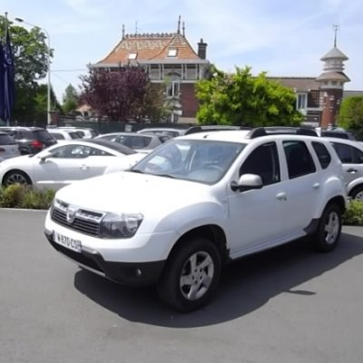Dacia DUSTER d'occasion (03/2011) disponible à Villeneuve d'Ascq