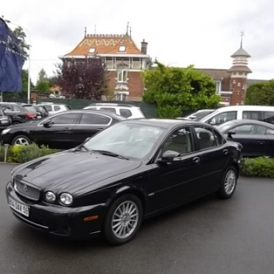 Jaguar X TYPE d'occasion (04/2008) disponible à Villeneuve d'Ascq