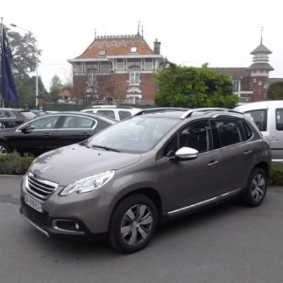 Peugeot 2008 d'occasion (09/2014) disponible à Villeneuve d'Ascq