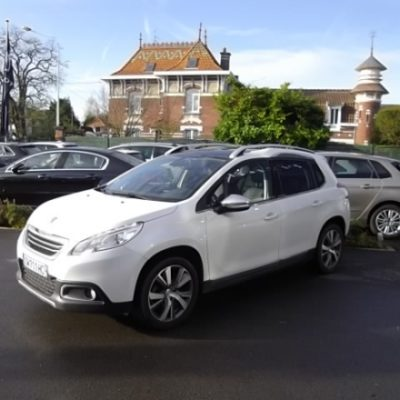 Peugeot 2008 d'occasion (06/2013) disponible à Villeneuve d'Ascq