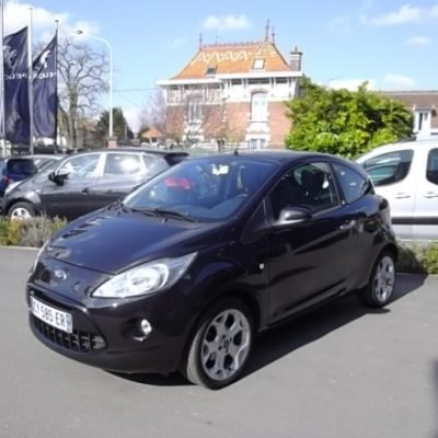 Ford KA d'occasion (08/2013) disponible à Villeneuve d'Ascq