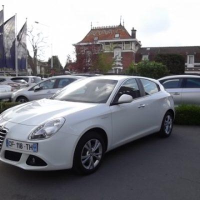AlfaRomeo GIULIETTA d'occasion (05/2012) disponible à Villeneuve d'Ascq